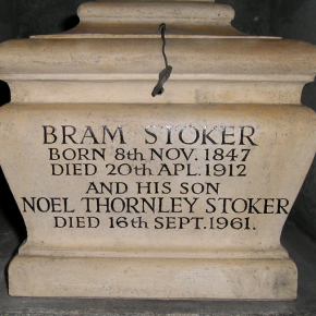 Happy Birthday, Bram Stoker!